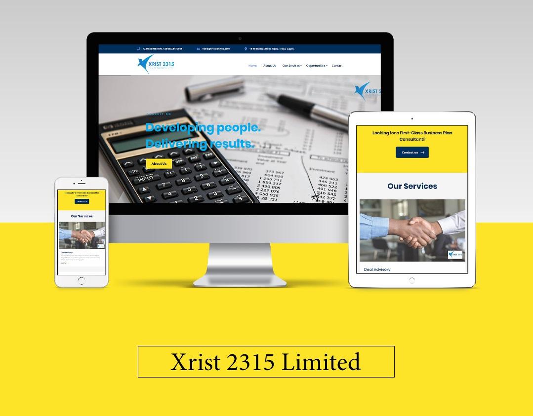 Xrist 2315 Limited