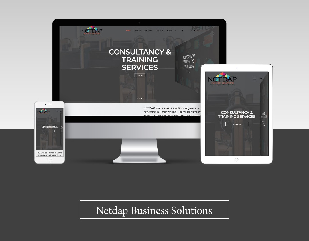 NETDAP Business Solutions