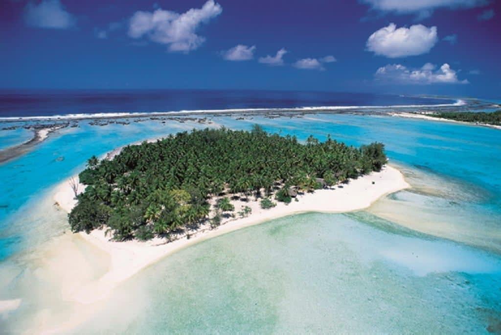 einsame Insel für Survival Adventure