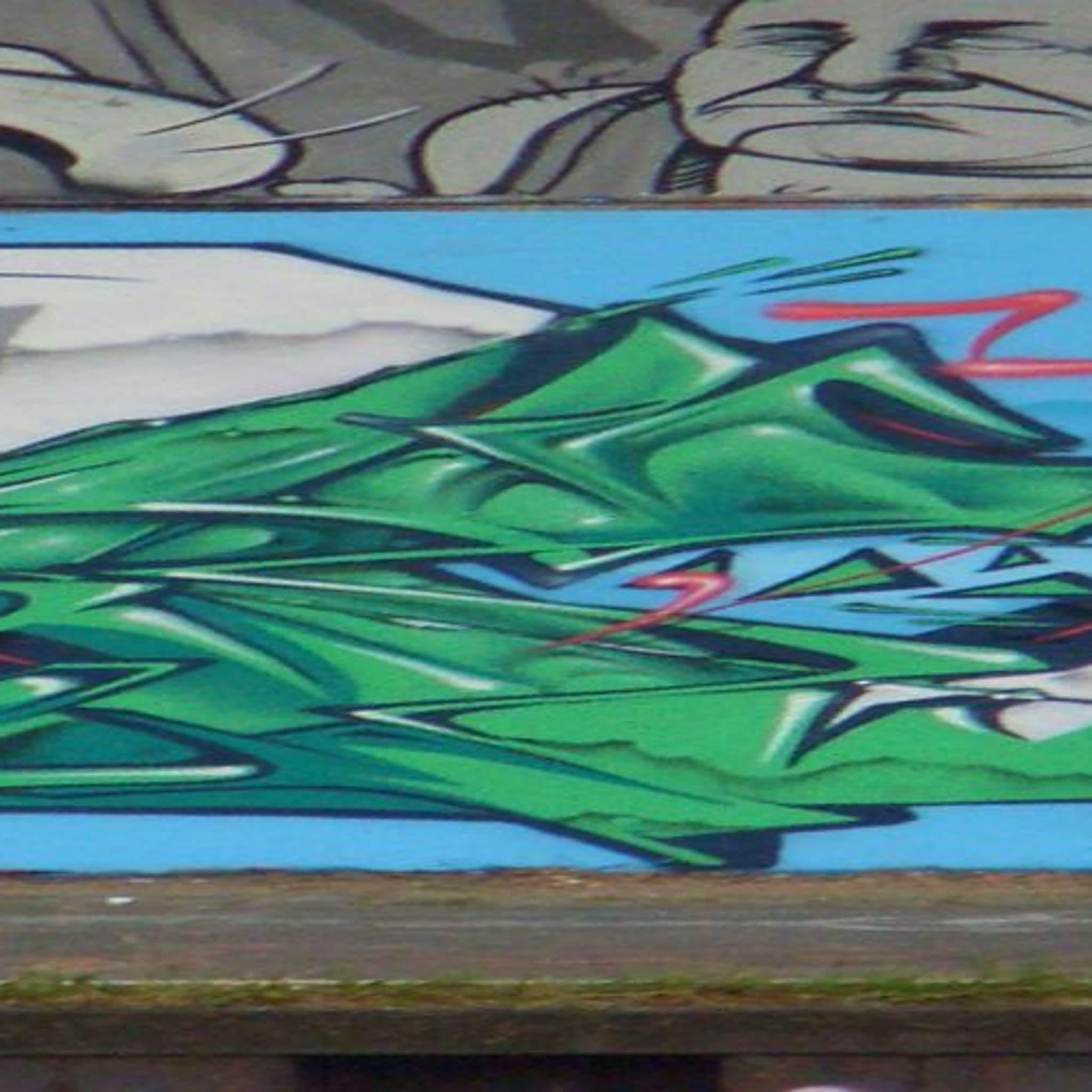 Artwork By AGRUME in Saarbrücken