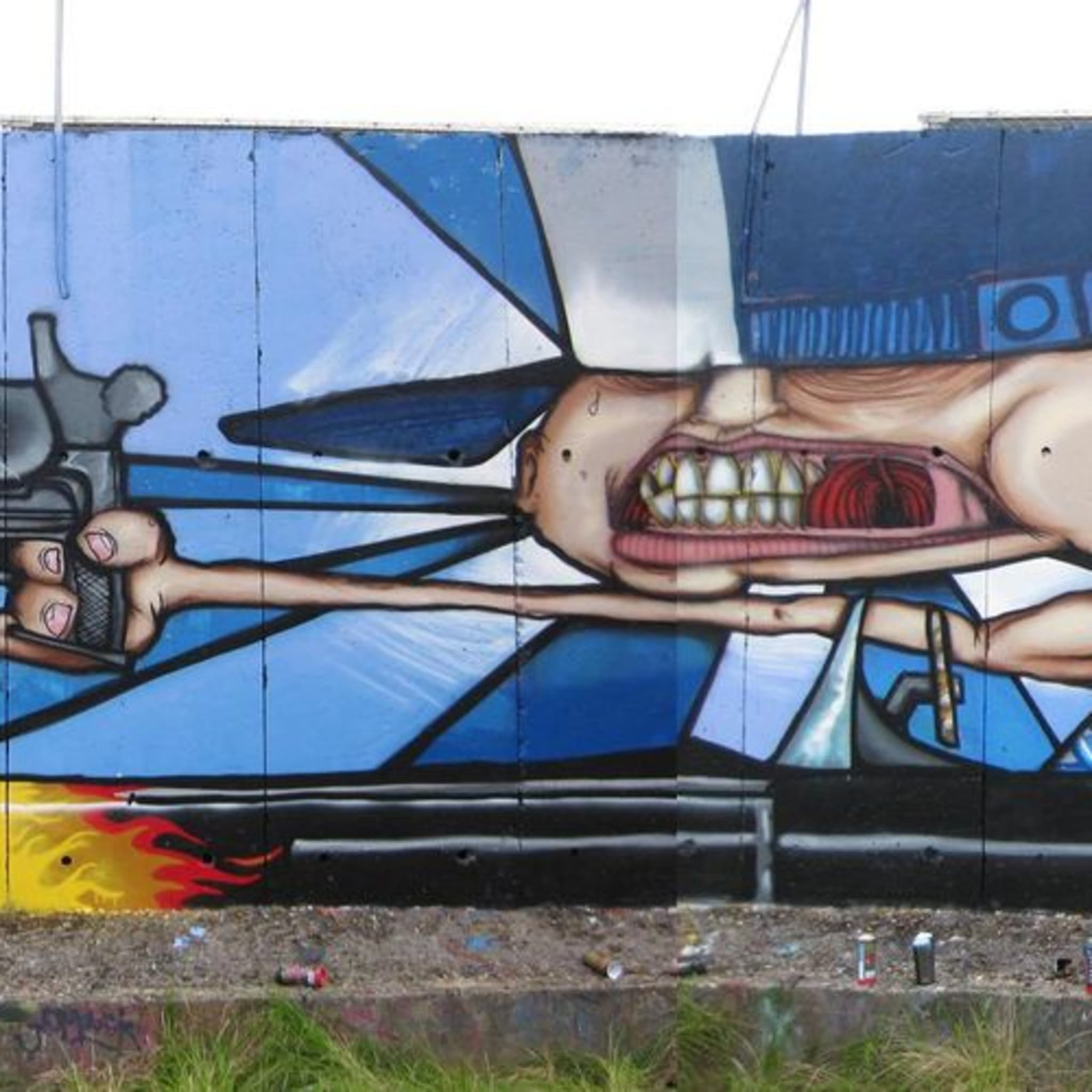 Artwork By OMOUCK in Trappes
