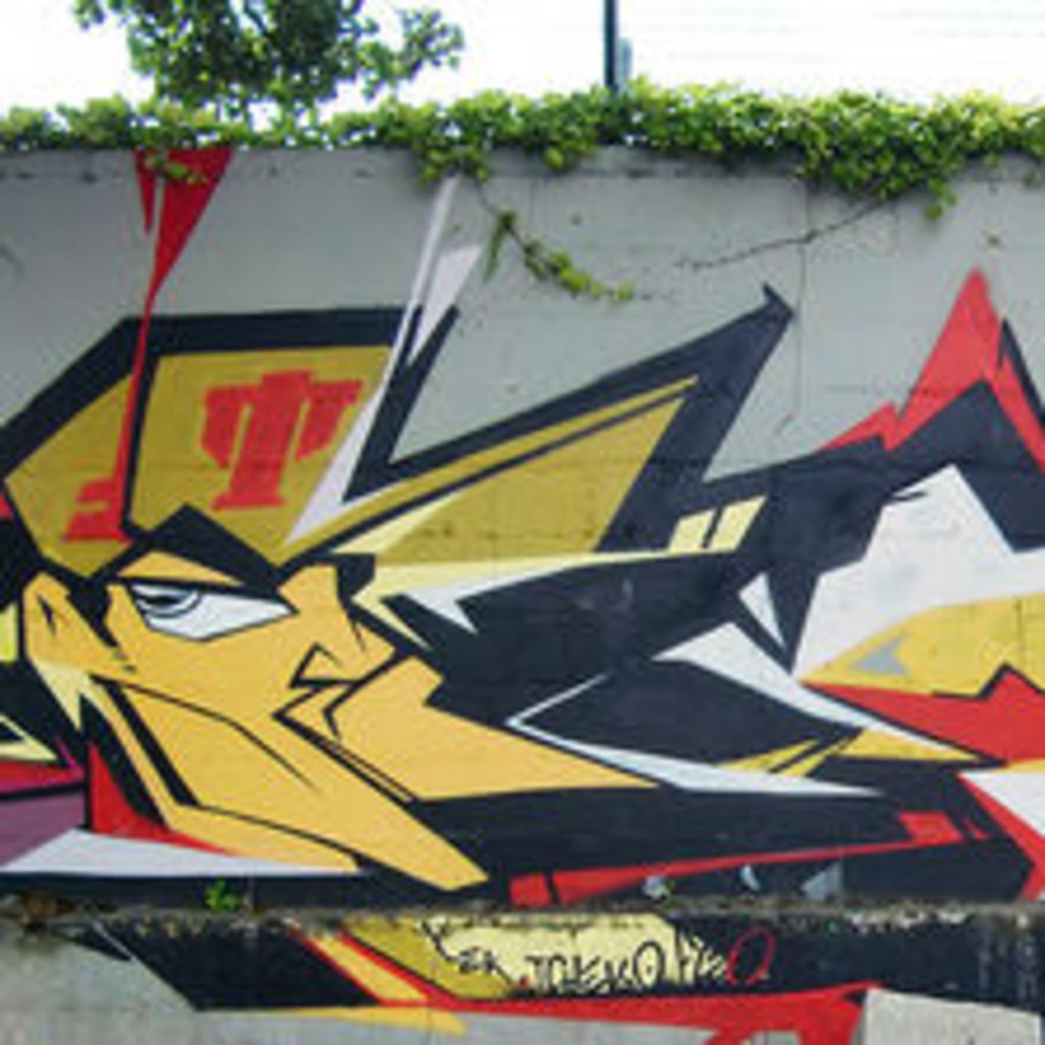 Artwork By Lek in Bobigny
