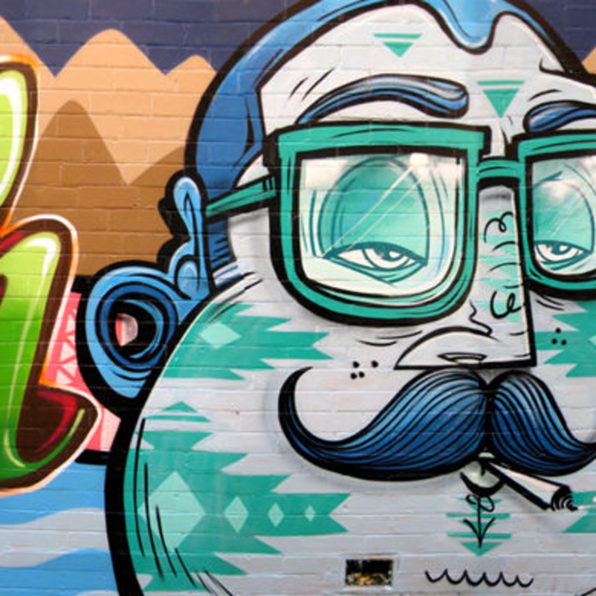 Œuvre  à Sydney