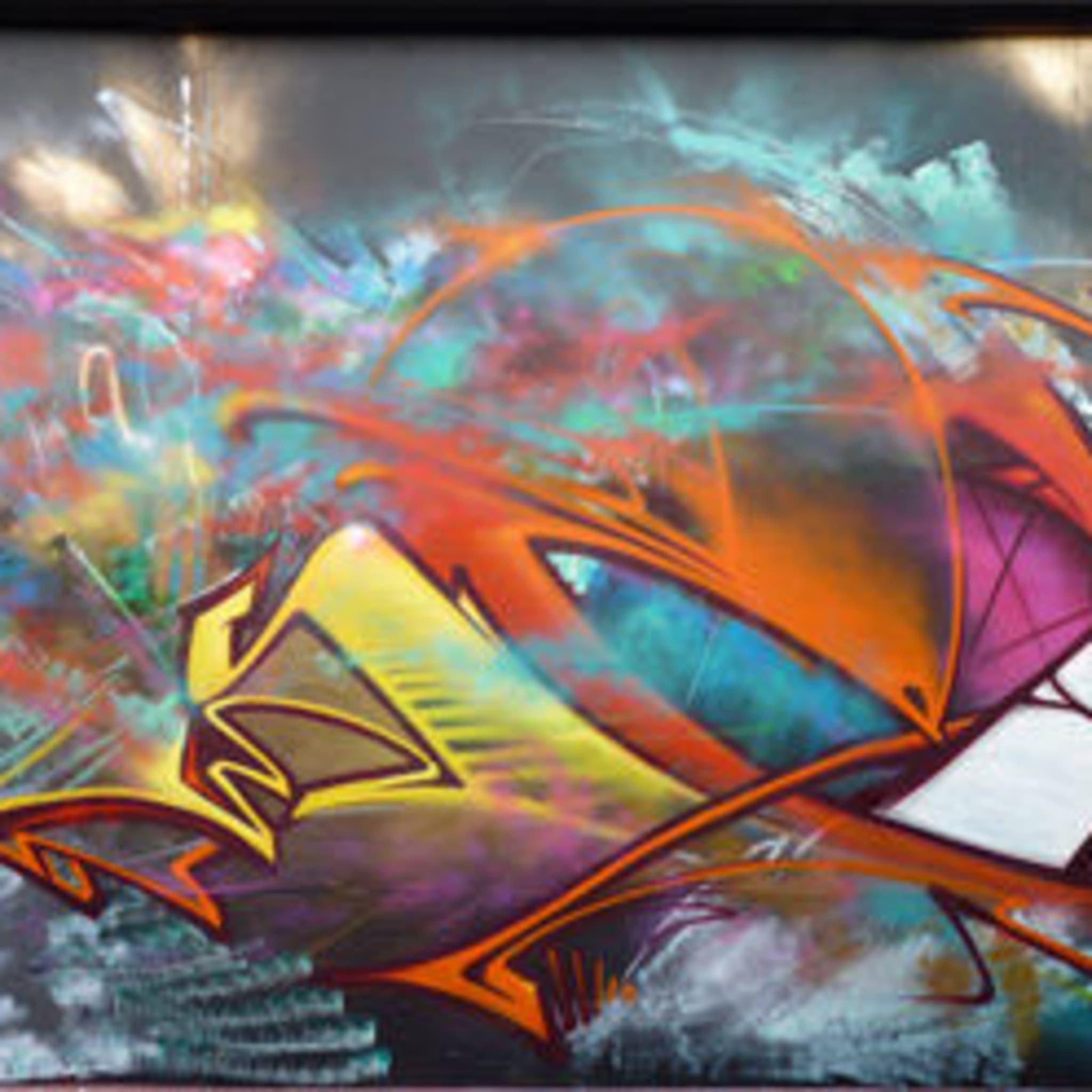 Artwork By Mr Jago in Bristol