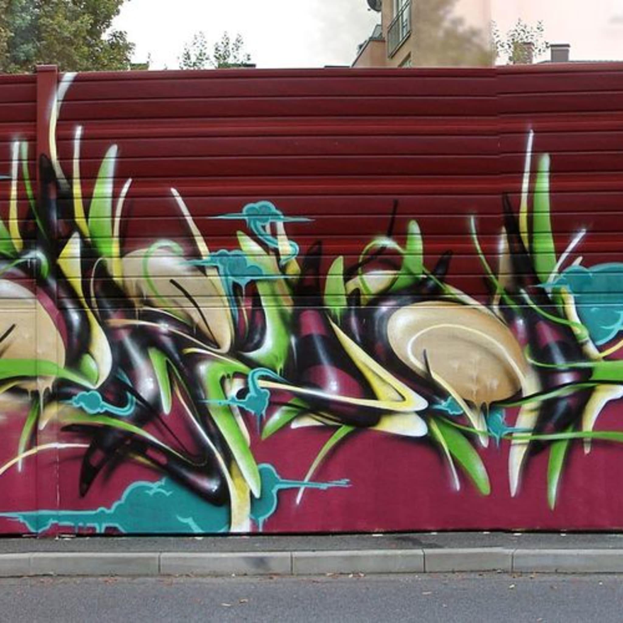 Artwork By Bond in Aachen