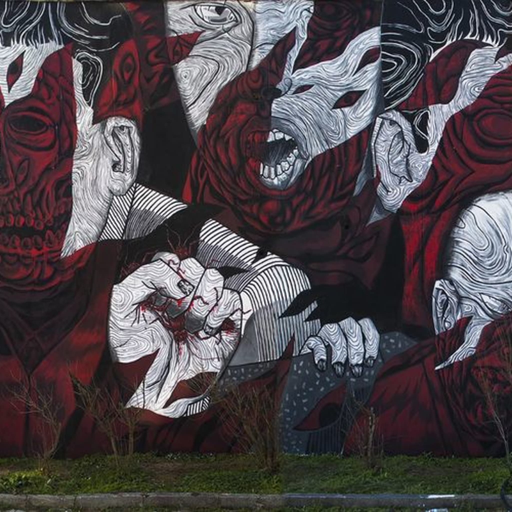 Artwork By ares in Istanbul