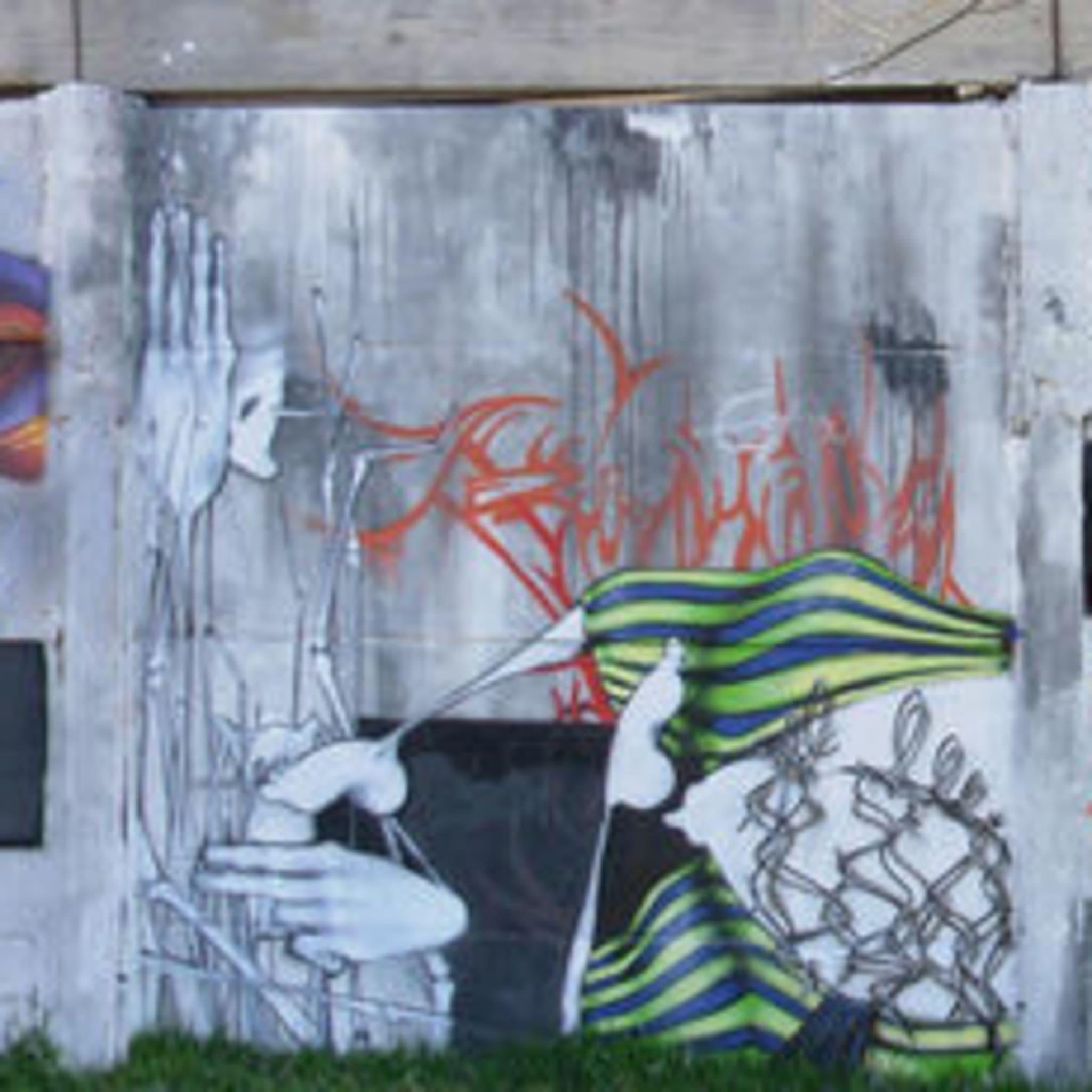 Œuvre  à Coquimbo