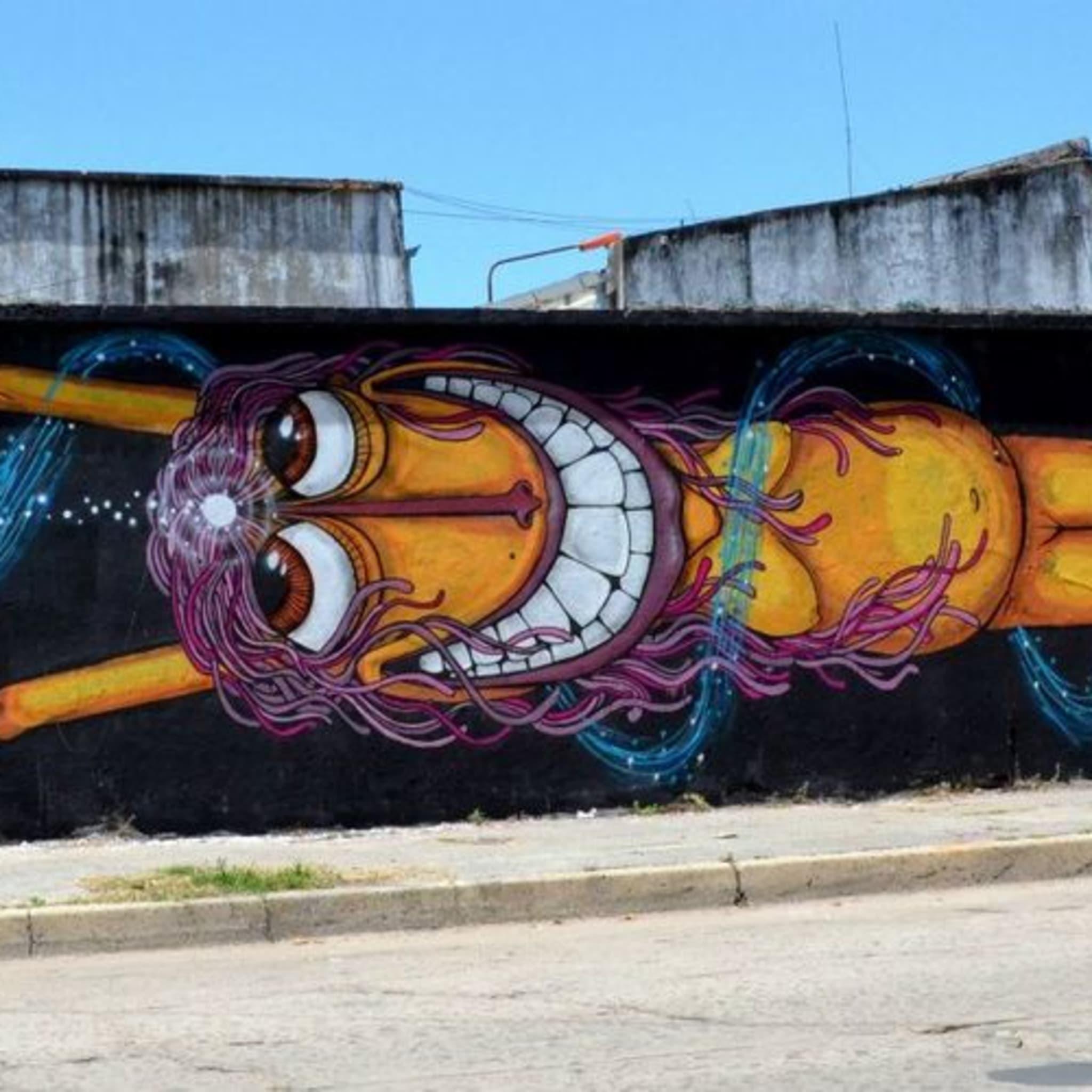 Artwork  in Berisso