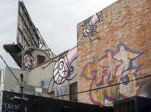 Œuvre Par Andre Saraiva à San Francisco
