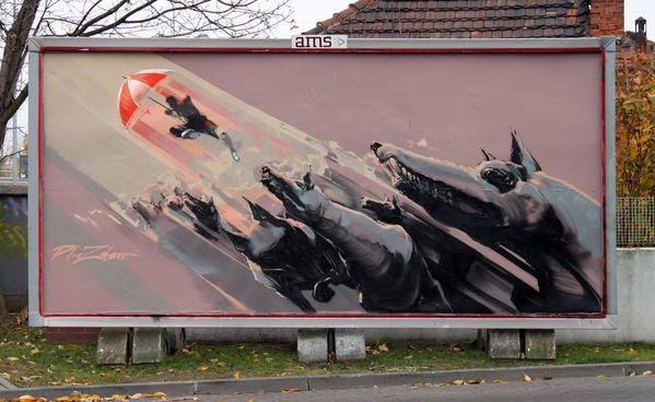 Œuvre Par Robert Proch à Berlin