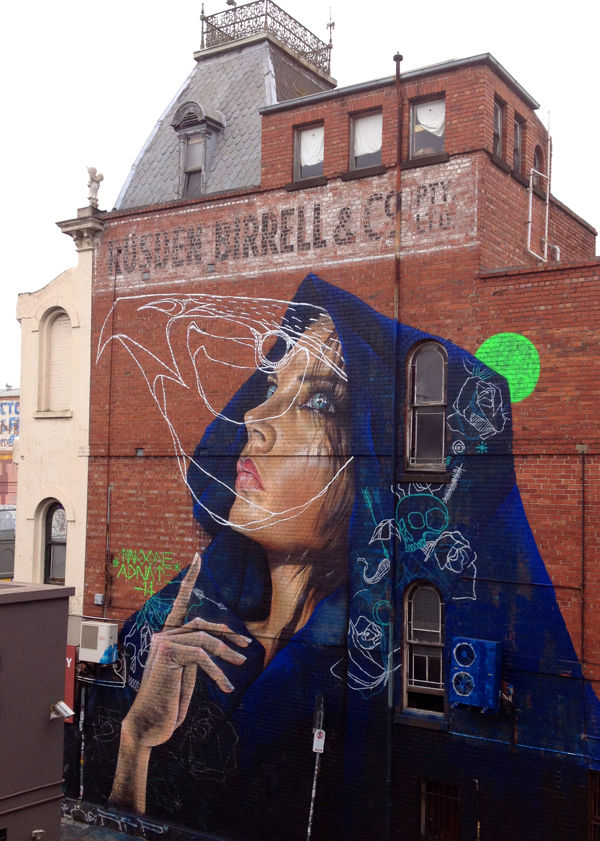 Artwork By Adnate, Twoone