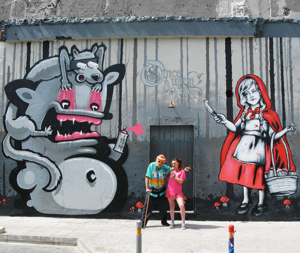 Œuvre Par KIWIE à Athènes