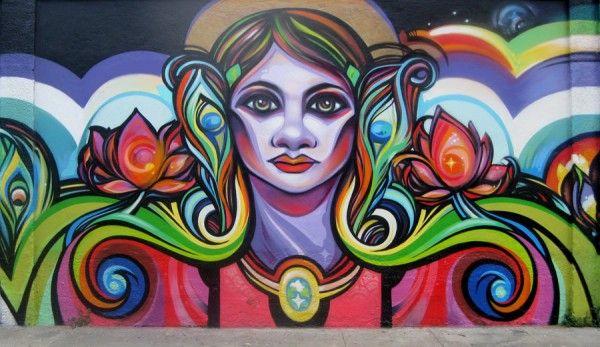 Œuvre Par Siloette à San Francisco