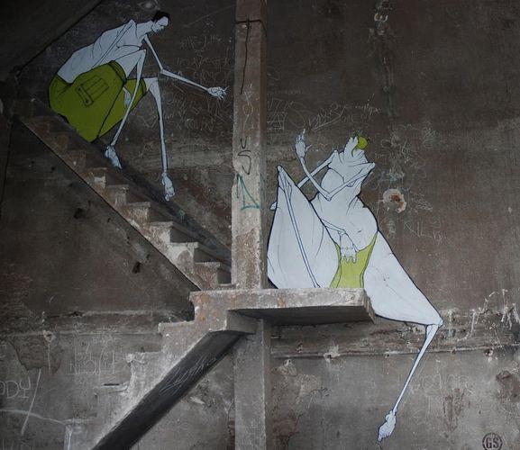 Artwork By Sepe in Wołczyn