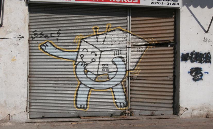Artwork By lèsek in Volos
