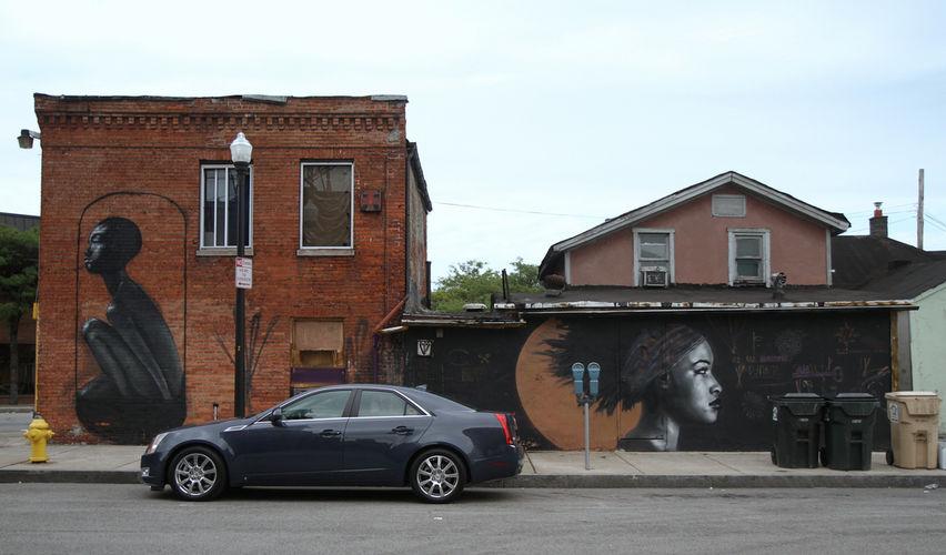 Artwork By freddy sam in Rochester