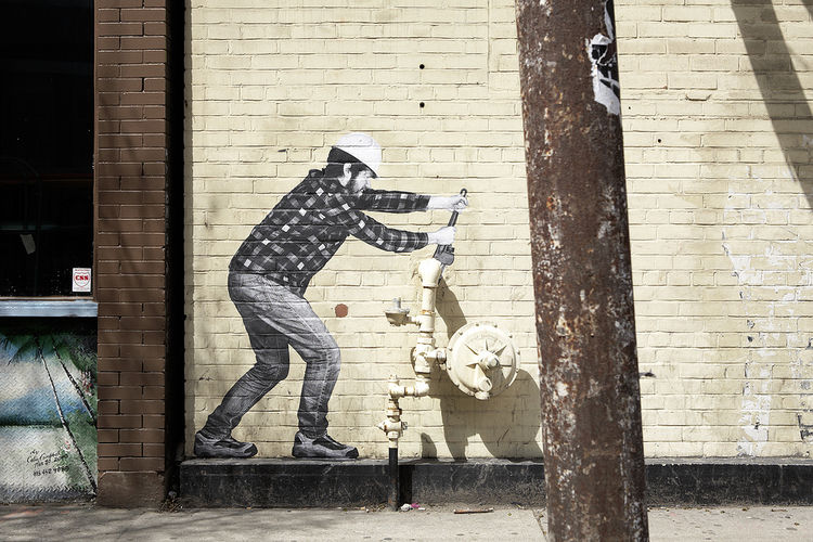 Artwork By Fauxreel in Toronto