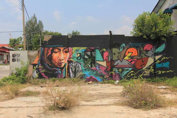 Œuvre Par The Violent à Kota Bharu