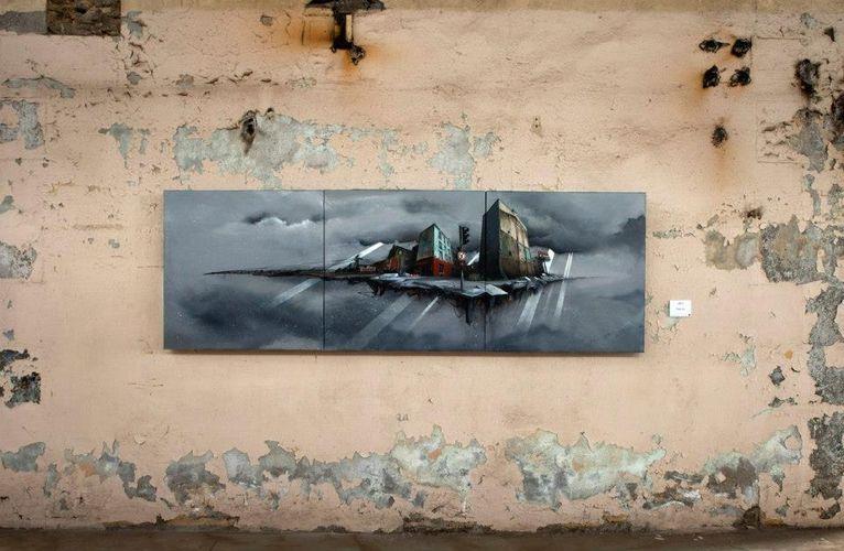 Œuvre Par Wen2 à Brest