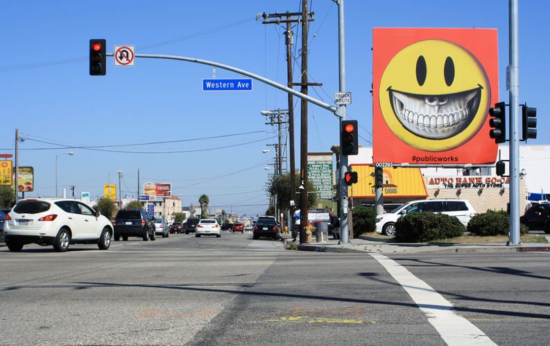 Artwork By Ron English in Los Angeles