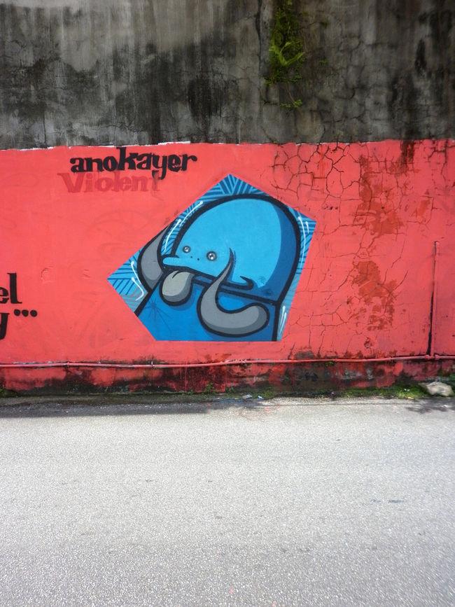 Œuvre Par VLT Crew à Kota Bharu