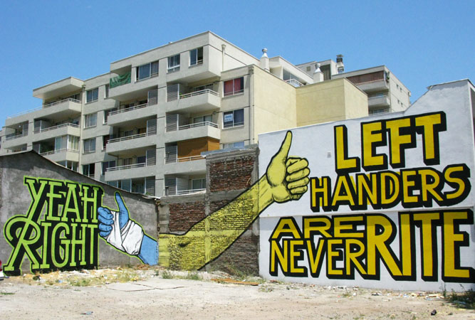 Artwork By Above in Santiago