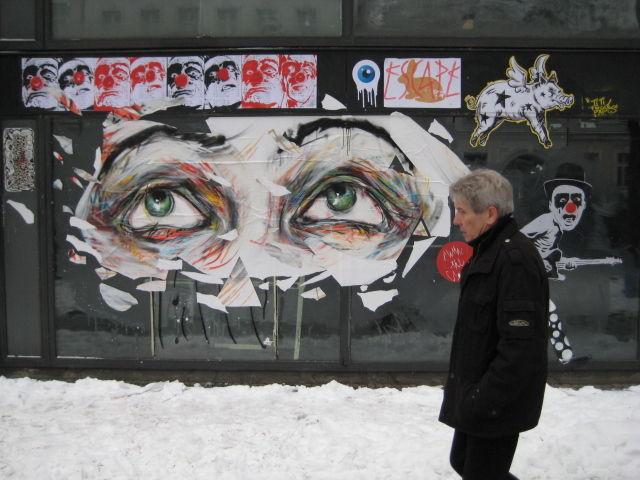 Œuvre Par ERICK à Berlin
