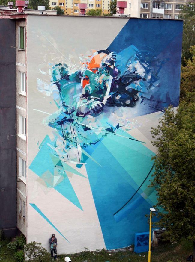 Œuvre Par Robert Proch à Košice
