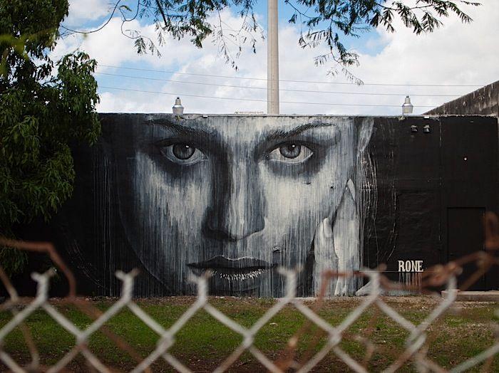 Œuvre Par Rone à Miami