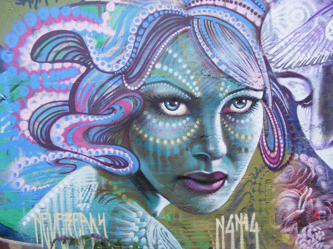 Artwork By N4T4 in Nuneaton