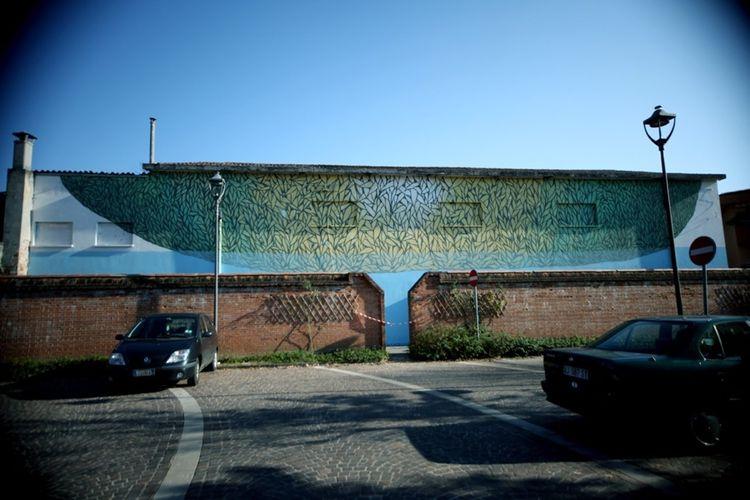 Œuvre Par Tellas à Fossalta di Portogruaro (Patterns)