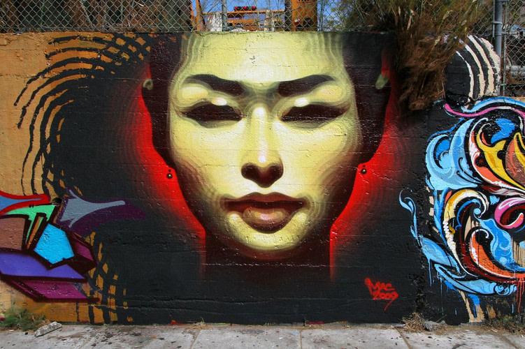 Artwork By El Mac in San Francisco