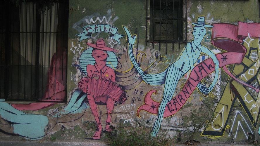 Œuvre Par Aire à Buenos Aires