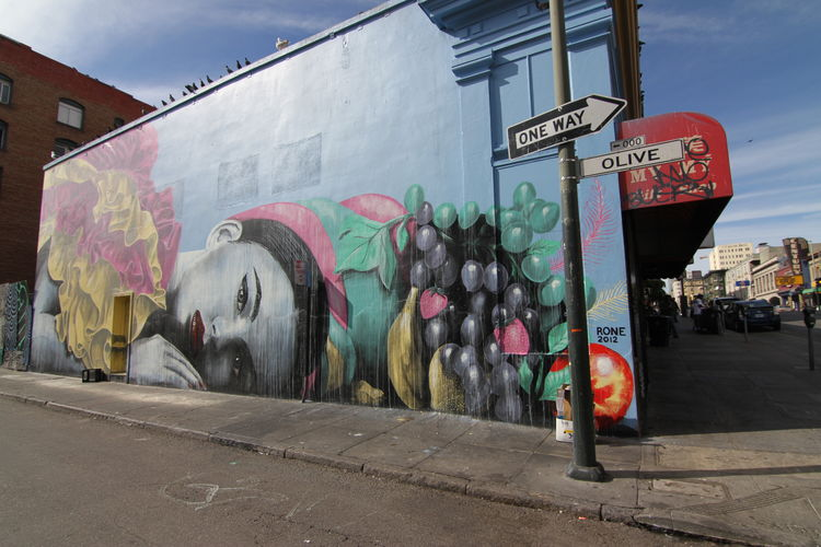 Artwork By Rone in San Francisco