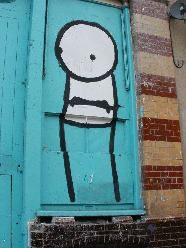 Œuvre Par stik à Londres