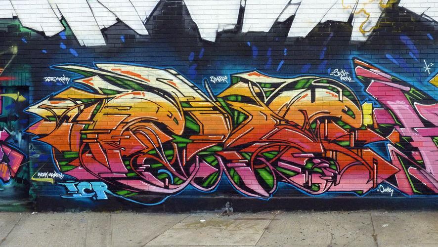 Œuvre Par Else à New York