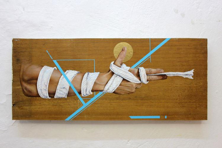 Œuvre Par Karl Addison, James Bullough à Berlin