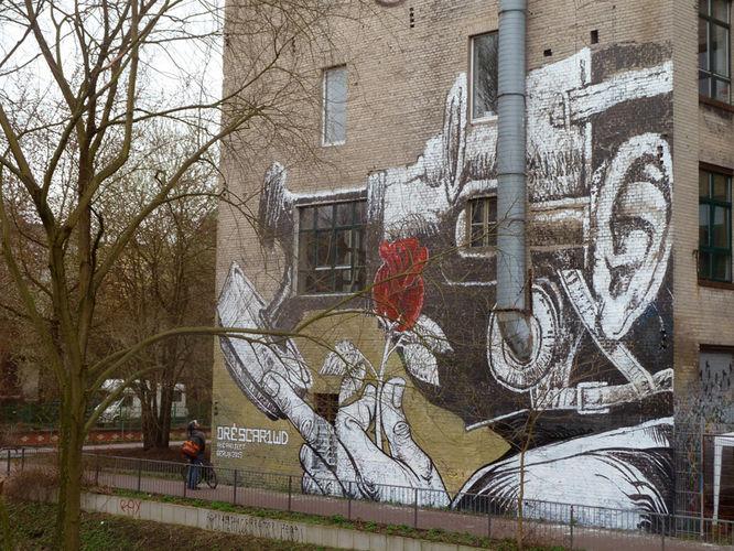 Artwork By oré in Berlin