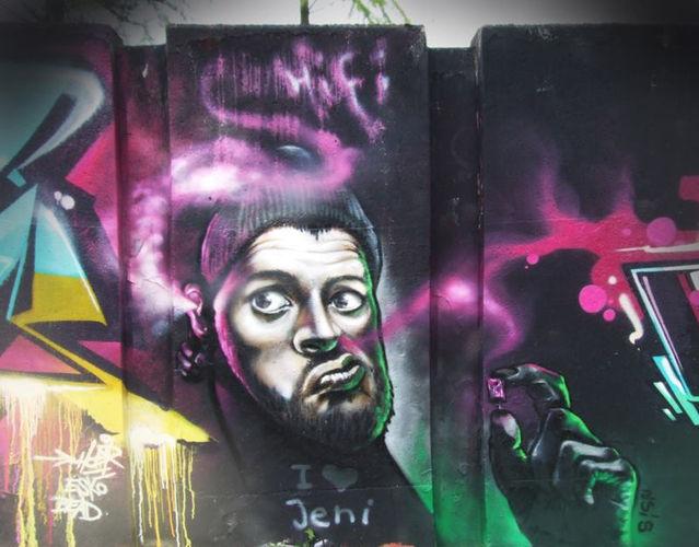 Artwork By Hifi in Eindhoven
