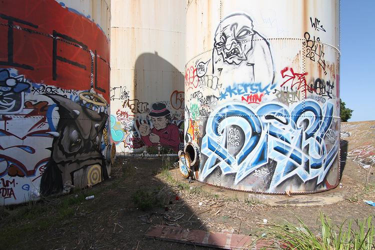 Artwork By Irot in Richmond