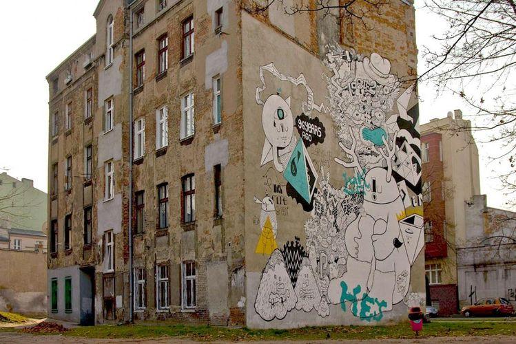 Artwork By ciah ciah in Łódź