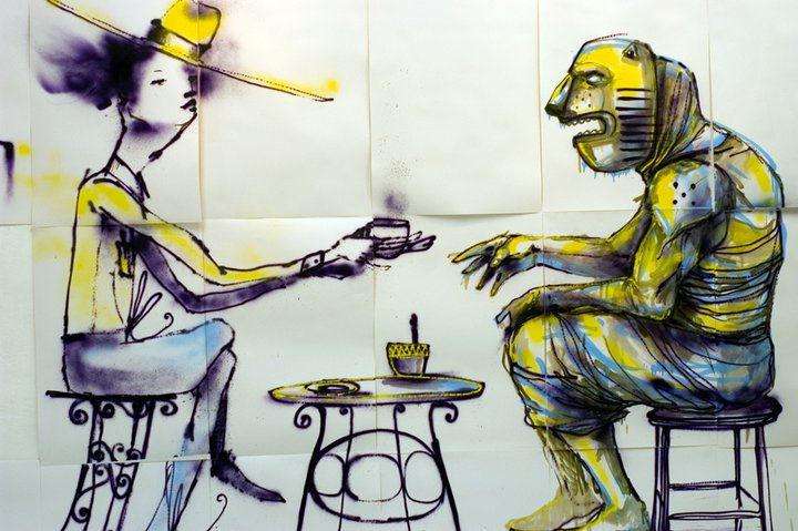 Œuvre Par Aire, Jaz à Buenos Aires