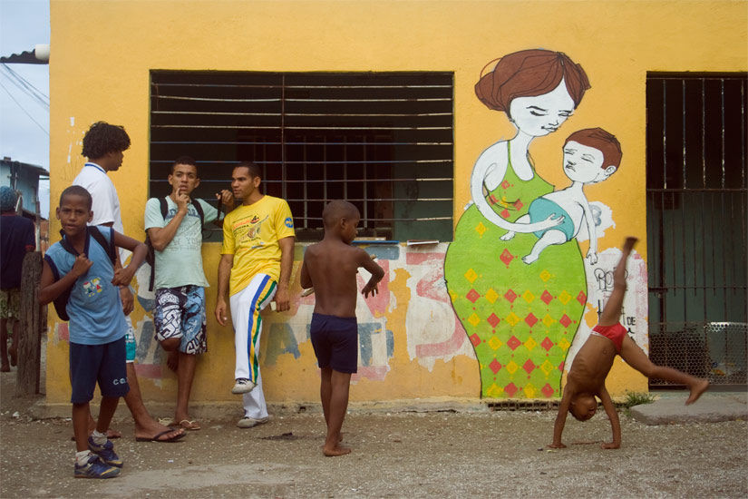 Artwork By Blo in Recife
