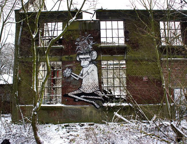 Artwork By Beerens in Rennes