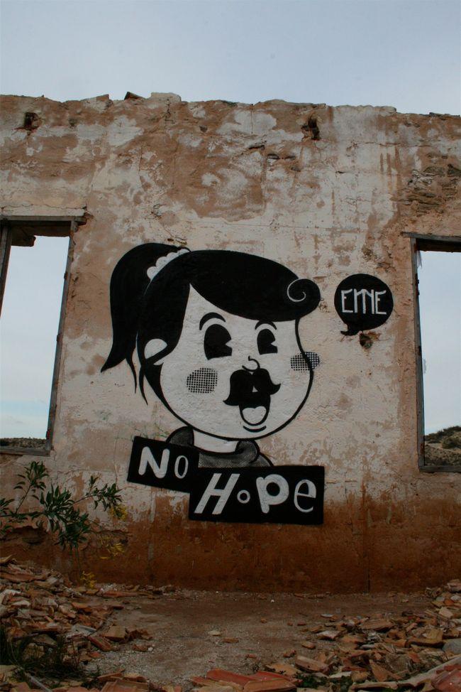 Œuvre Par Eme à Murcie, région de Murcie (Cartoon)
