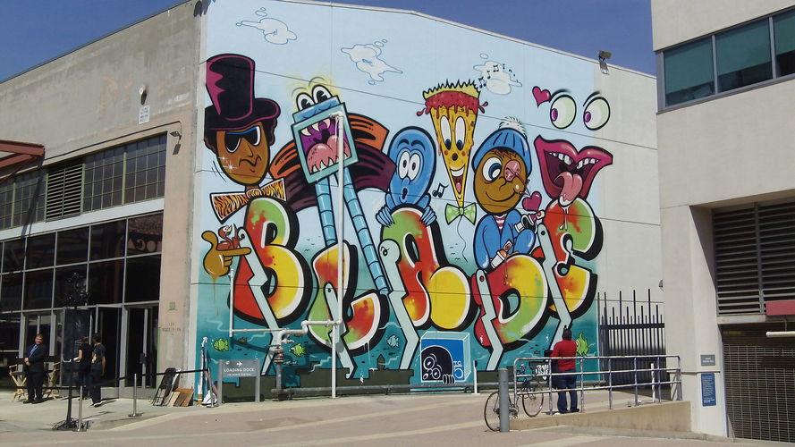 Artwork By Rime in Los Angeles