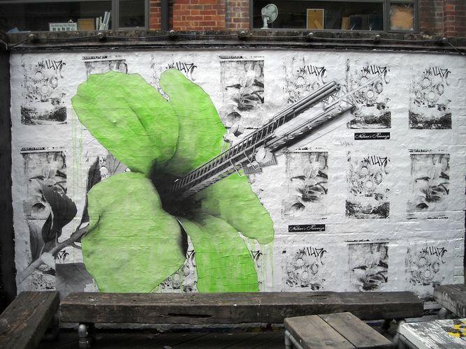 Artwork By Ludo in London