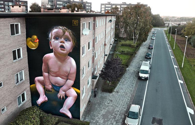 Artwork By Telmo & Miel in Amsterdam