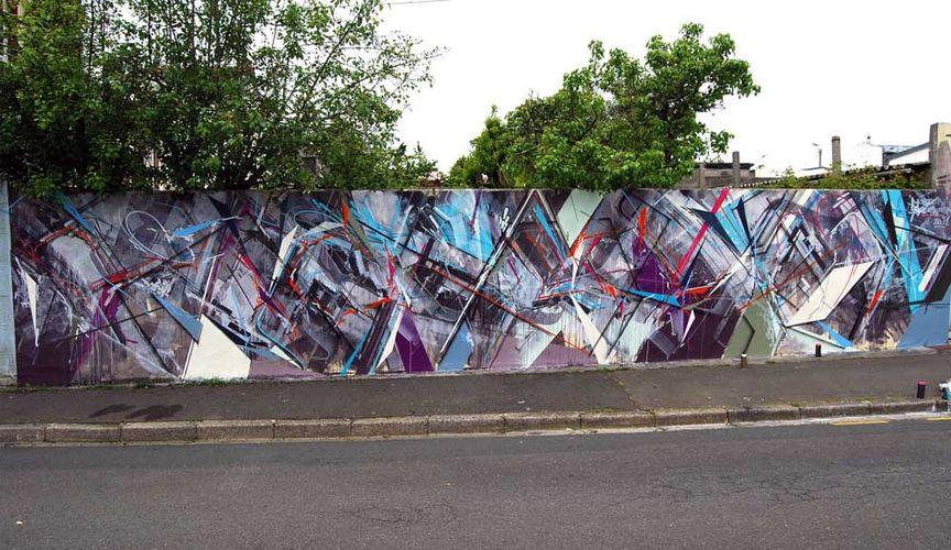 Œuvre Par Morten Andersen à Brest
