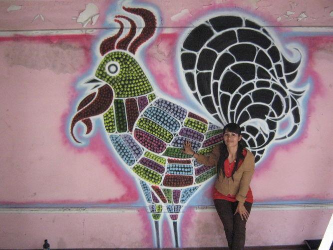 Œuvre Par shebasic à Mexico
